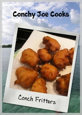 conch fritter recipe